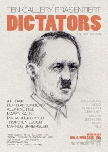 Dictators Plakat Kopie23